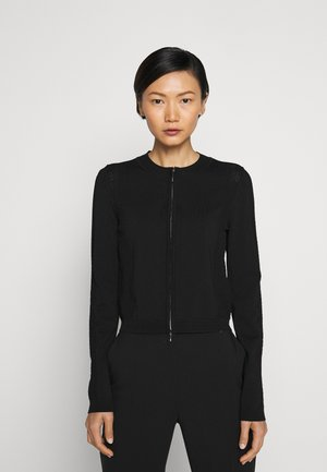 SAIRAH - Cardigan - black