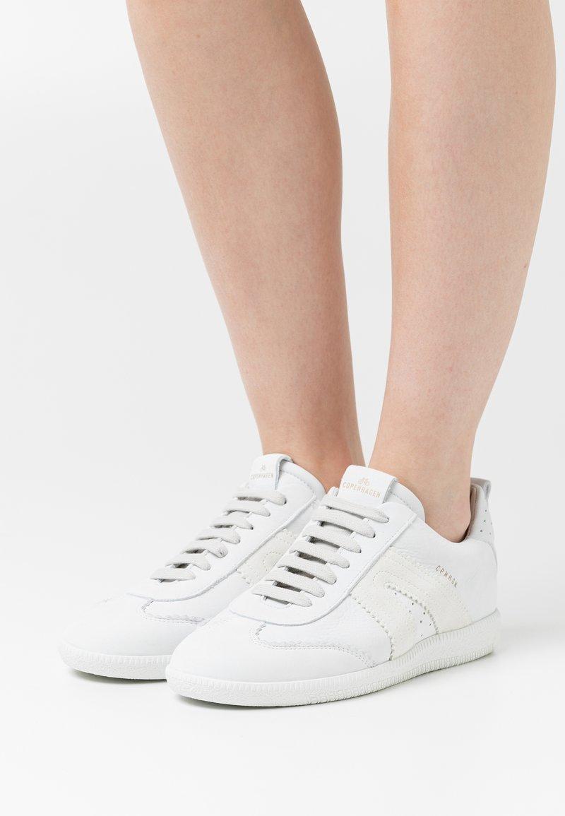 Copenhagen - CPH413 - Sneakers laag - white