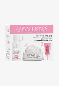 Collistar - DEEP MOISTURIZING CREAM KIT - Skincare set - - - 0