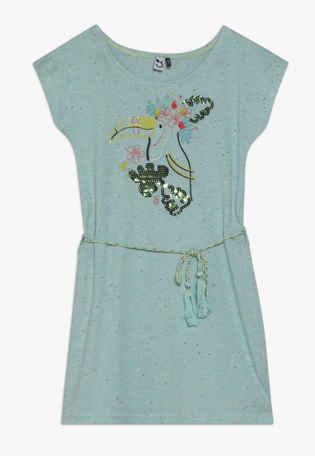 DRESS NAPPY - Sukienka z dżerseju - greensoft