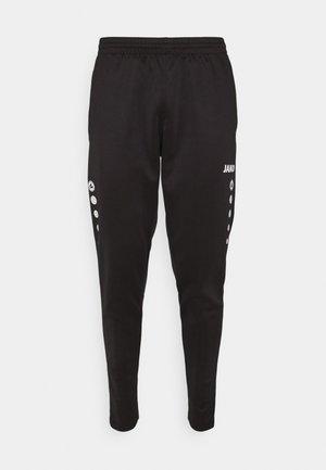 CHALLENGE - Teplákové kalhoty - schwarz/weiß