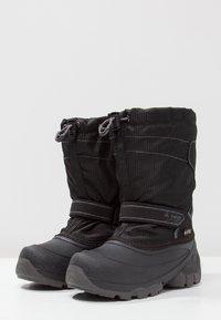 Kamik - SNOWCOAST - Winter boots - black - 2