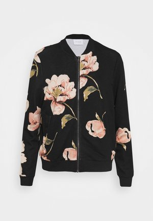 VIAMANDA JACKET - Cardigan - black
