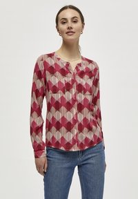 PEPPERCORN - Blouse - maroon red - 0