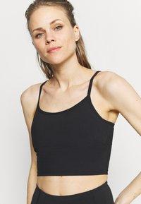 Cotton On Body - STRAPPY VESTLETTE - Top - black - 5
