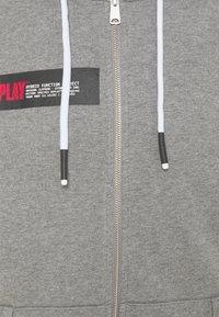 Replay - Zip-up hoodie - medium grey melange - 2