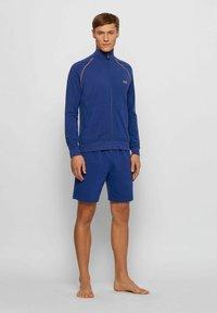 BOSS - Zip-up hoodie - blue - 1