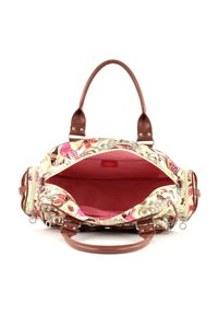 Oilily - TROPICAL BIRDS CARRY ALL - Weekend bag - off white - 5