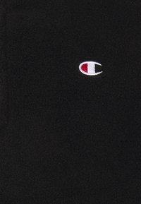 Champion Reverse Weave - HALF ZIP - Fleece jumper - black - 3