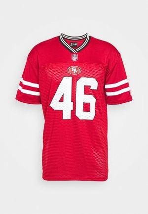 NFL SAN FRANCISCO 49ERS - Club wear - red