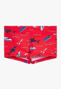 Sanetta - Swimming shorts - karmin - 0