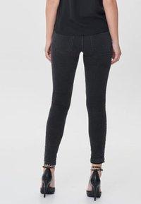 JDY - Jeans Skinny Fit - black denim - 2