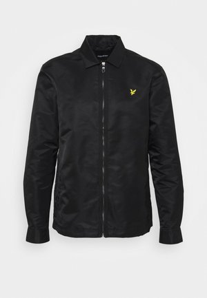 LIGHTWEIGHT JACKET - Tunn jacka - jet black