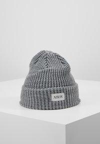 Nixon - WINTOUR BEANIE - Čepice - heather gray - 0