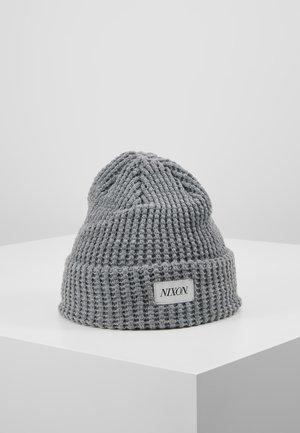 WINTOUR BEANIE - Čepice - heather gray