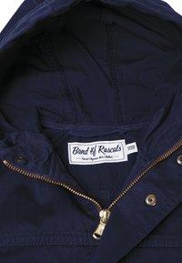 Band of Rascals - SEASON - Parka - navy - 2