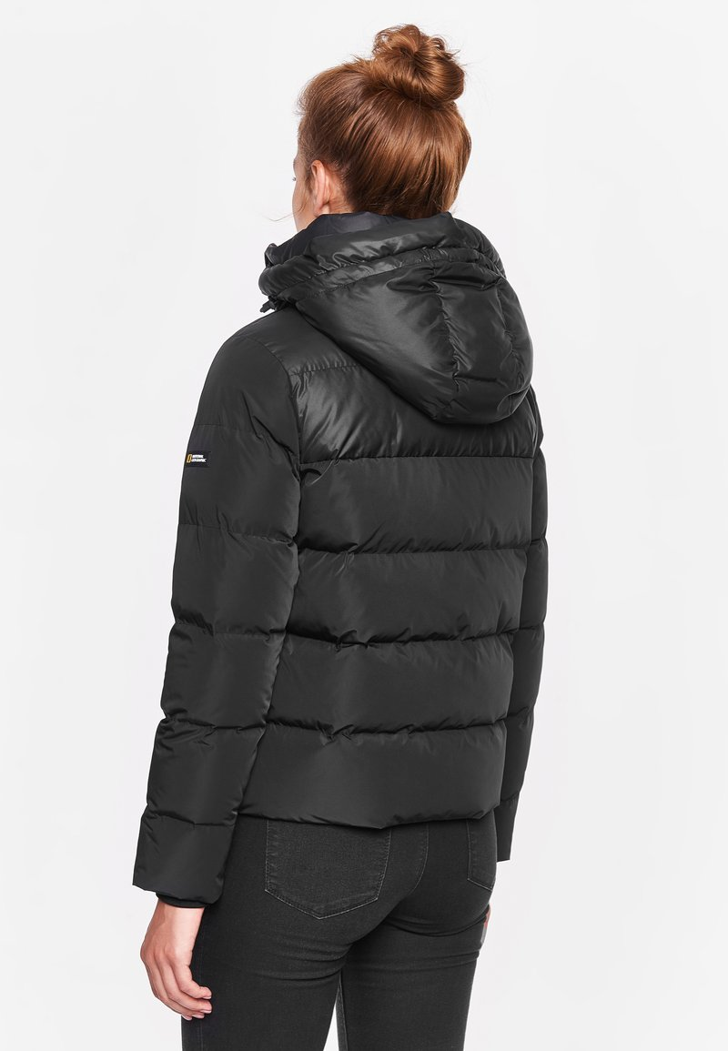 National Geographic - Winter coat - black