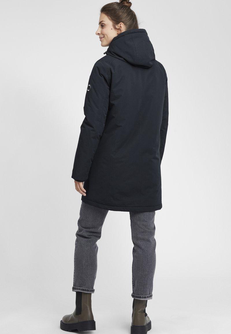 Oxmo TAMILA - Parka - black/schwarz vfMu4n
