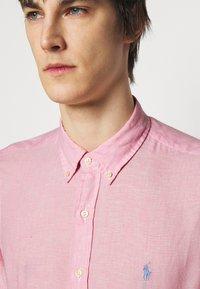 Polo Ralph Lauren - PIECE DYE  - Košile - light pink - 5