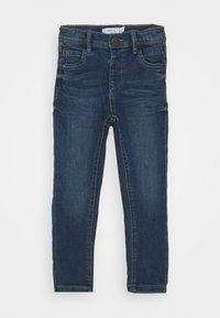 Name it - NMFPOLLY DNMCIL PANT - Jeans Skinny Fit - medium blue denim - 0