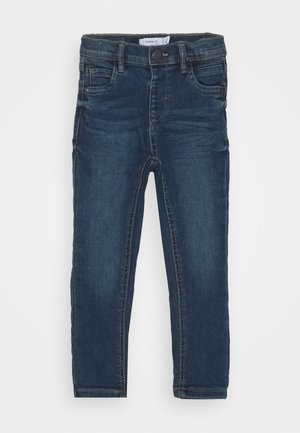 NMFPOLLY DNMCIL PANT - Jeans Skinny Fit - medium blue denim