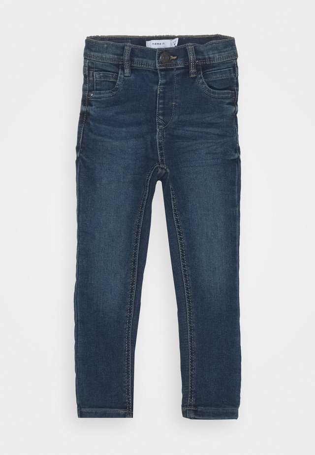 NMFPOLLY DNMCIL PANT - Jeans Skinny Fit - medium blue denim