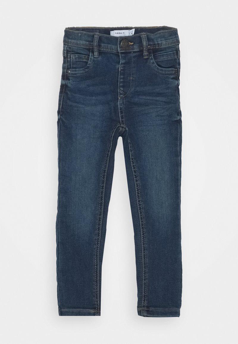 Name it - NMFPOLLY DNMCIL PANT - Jeans Skinny Fit - medium blue denim