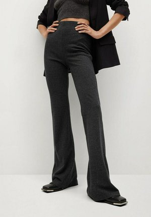 MARTO - Trousers - donkergrijs