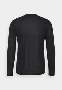 Calvin Klein Golf - LONG SLEEVE 3 PACK - Maglietta a manica lunga - black/white/charcoal - 2