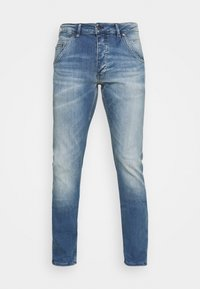 MICHIGAN - Jeans Tapered Fit - denim blue