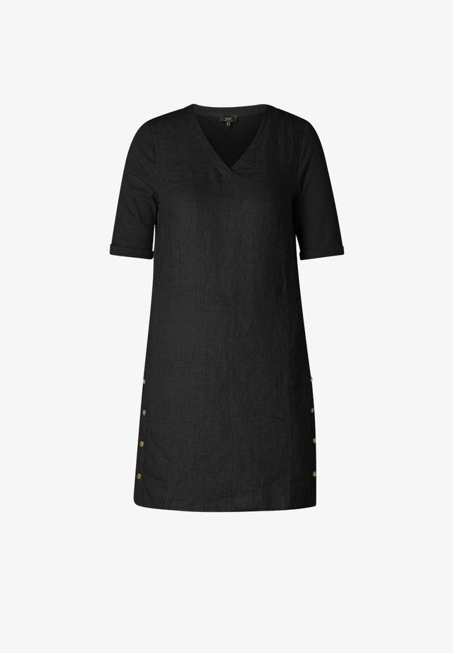 JARISSA - Korte jurk - black
