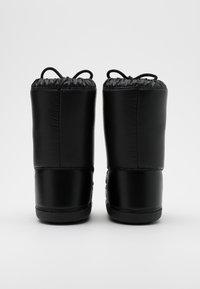 MOSCHINO - Zimní obuv - black - 2