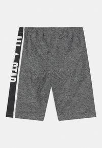 Converse - ALL STAR POOLSIDE  - Swimming shorts - dark grey heather - 1