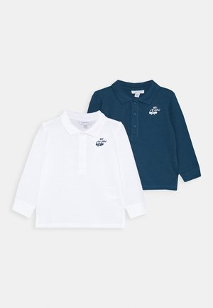 2 PACK - Polo shirt - bright white