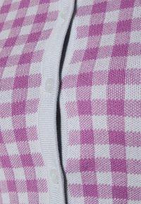 Milk it - MEADOW - Cardigan - pink/blue - 2