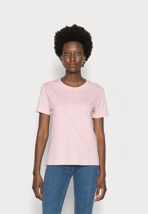ORIGINAL - Jednoduché triko - preppy pink