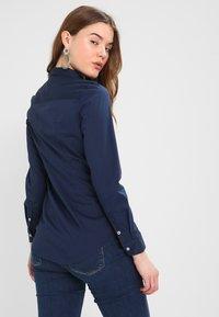 Tommy Jeans - ORIGINAL - Button-down blouse - dress blues - 2