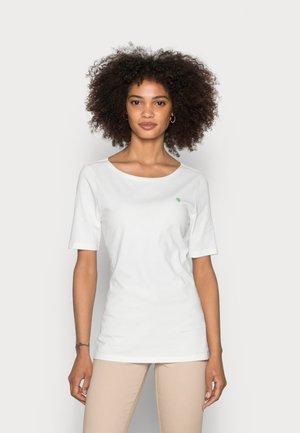 SHORT SLEEVE ROUND NECK - Basic T-shirt - white