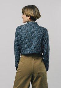 Brava Fabrics - Overhemdblouse - blue - 2