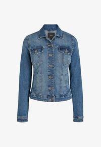 Next - PETITE - Denim jacket - royal blue - 3