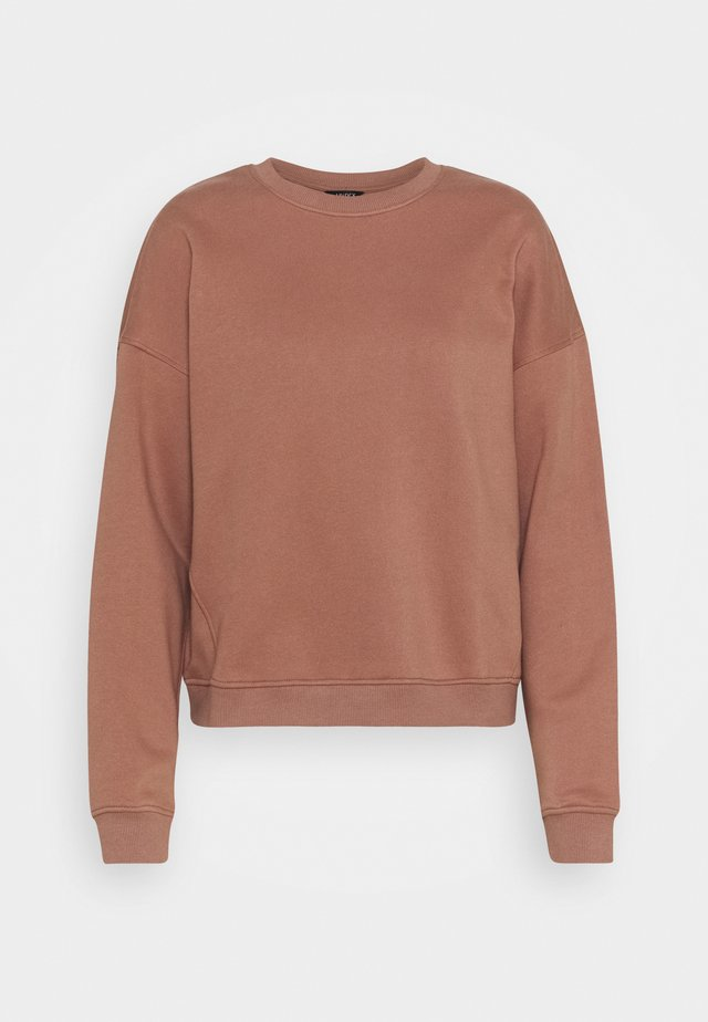PERNILLE - Sweater - dusty pink