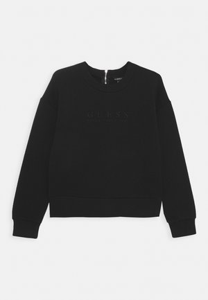 JUNIOR ACTIVE - Sweatshirt - jet black