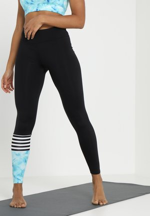 LEGGINGS SURF STYLE - Leggings - acqua