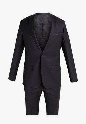 SUIT VIBRANT - Suit - black