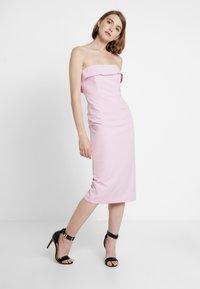 Bardot - GEORGIE DRESS - Occasion wear - candy pink - 0
