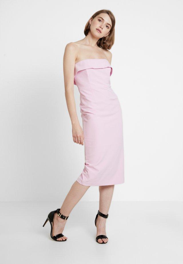 GEORGIE DRESS - Occasion wear - candy pink