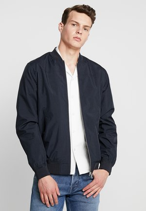 CLAY - Bomber Jacket - dark navy