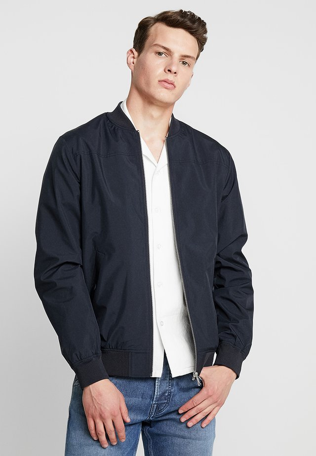 CLAY - Blouson Bomber - dark navy