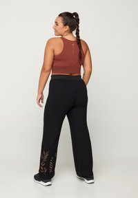Active by Zizzi - Trousers - black - 1