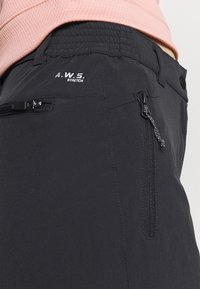 Icepeak - BEACH - Outdoor trousers - anthracite - 4